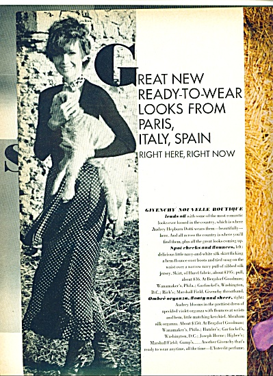 1971 -  - Ready to wear clothes from Europe 21PG MODELS (Image1)
