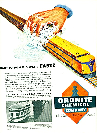 1949 -  Oronite chemical company ad (Image1)