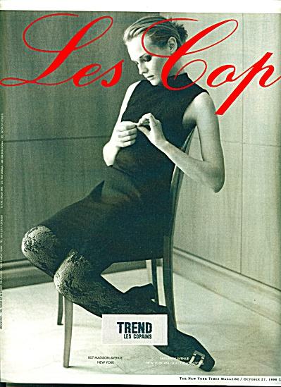 1996 -  Les Cop Trend ad (Image1)