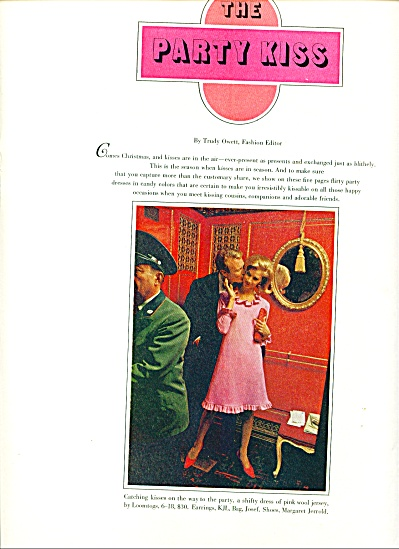 1964 -  The Party Kiss by trudy Owett (Image1)