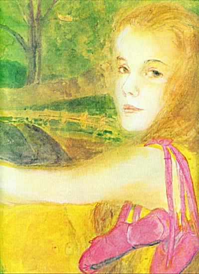 1964 -  Artist sketch - ELAINE MORFOGEN (Image1)