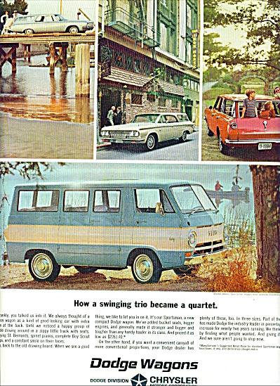 1964 -  Dodge Wagons ad (Image1)