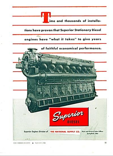 Superior Diesel ad 1946 (Image1)
