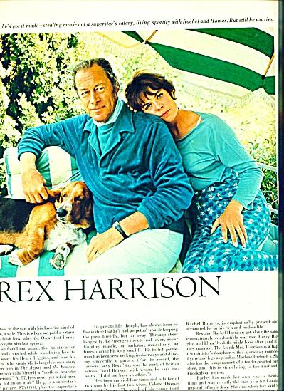 1965 - REX HARRISON  story (Image1)