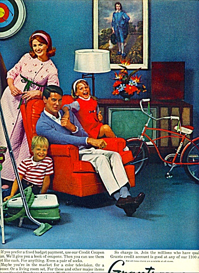 1965 -  W. T.Grant Co. stores ad (Image1)