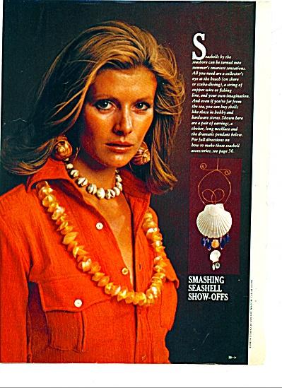 1973 -  Seashell show offs ad Bill McGinn Pic (Image1)