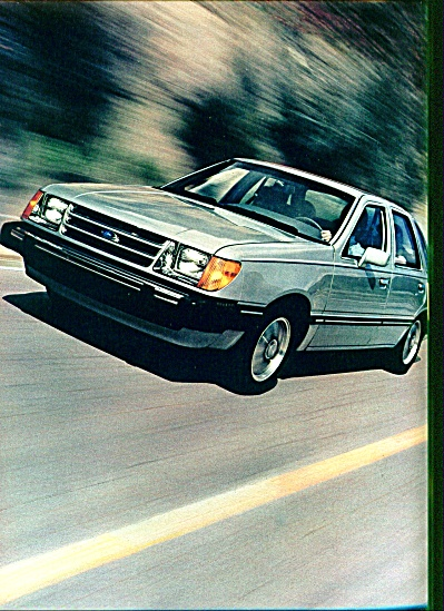 1983 - Ford Tempo fpr 1984 (Image1)