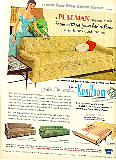 1956 - Kayton Koolfoam ad (Image1)