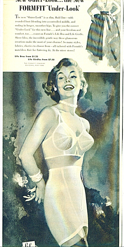 1953 -  Life by Formfit ad (Image1)