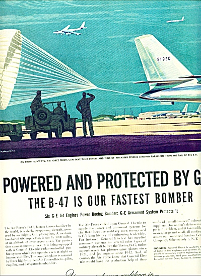 1953 - General Electric ad (Image1)