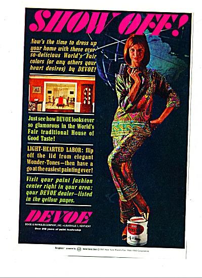 1964 -  Devoe dealer - Show Off. (Image1)