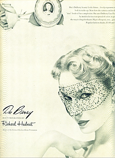 1950 =  DuBarry by Richard Hudnut AD (Image1)