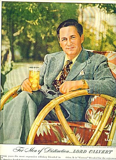1946 - Lord Calvert - MERVYN LE ROY (Image1)