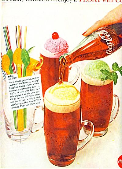 1960 - Coca cola ad (Image1)