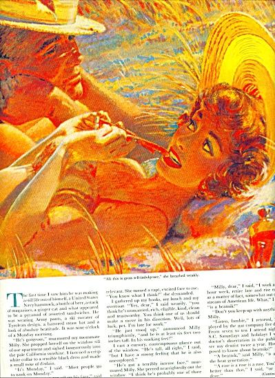 1959 - Artist sketch - EDWIN GEORGI (Image1)
