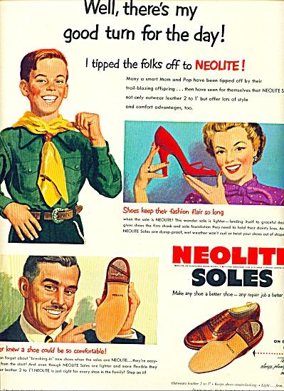 1950 -  Neolite soles ad (Image1)