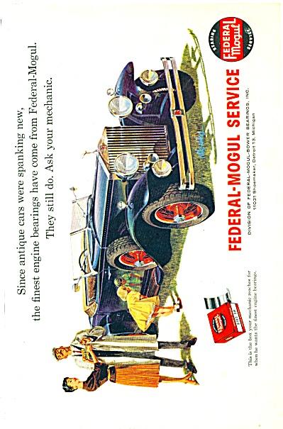 1961 -  Federal-Mogul Service  ad (Image1)