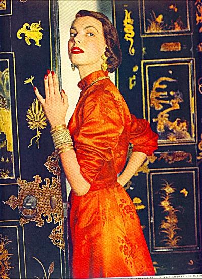 1949 -  Chen Yu's new Chinese Red lipstick (Image1)