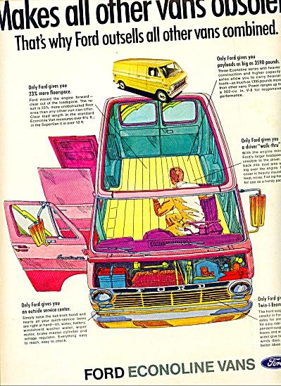 1969 -  Ford econoline vans (Image1)