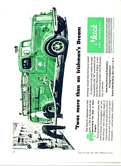 Mack Fire apparatus ad 1946 (Image1)