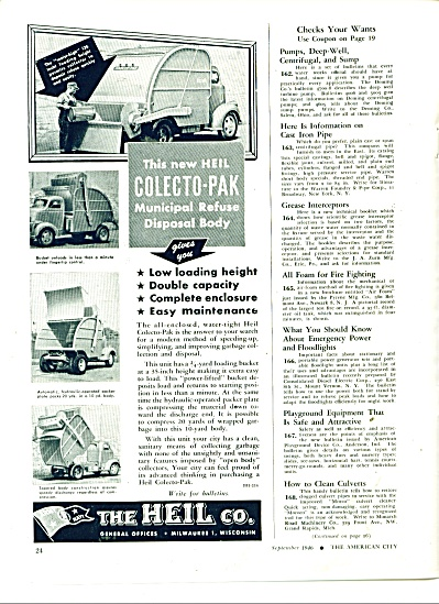 The Heil Co., Ad 1946 (Image1)