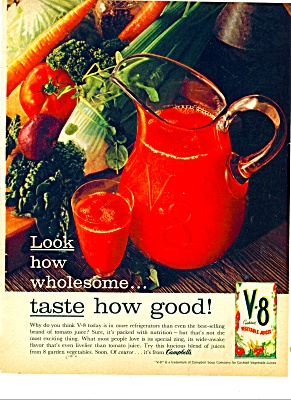 V-8 Vegetable juices ad 1941 (Image1)