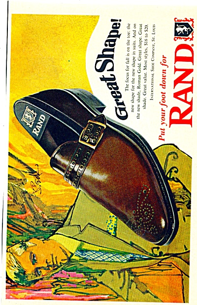 1968 -  Rand shoes ad (Image1)