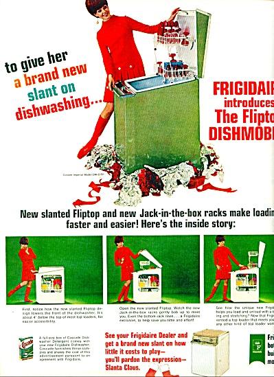 1968 - Frigidaire flipto dishmobile ad (Image1)