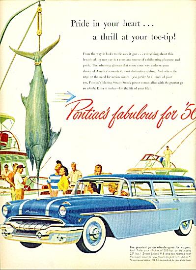 1956 -  Pontiac auto ad (Image1)