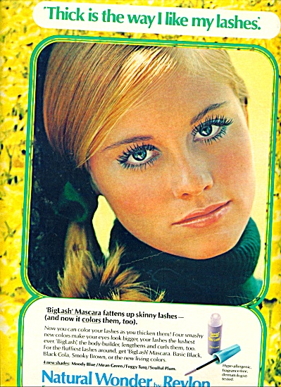 1971 - Natural Wonder By Revlon