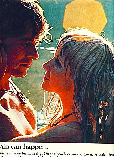 1971 - Kanekalon modacrylic wigs ad (Image1)