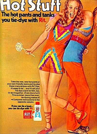 1971 -  RIT liquid dye ad (Image1)