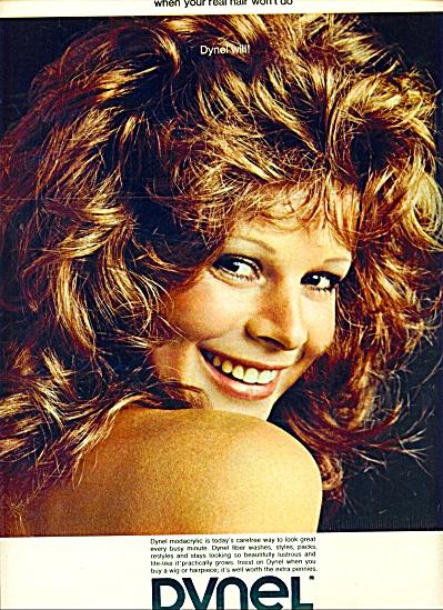 1971 -  Dynel modacrylic  ad (Image1)