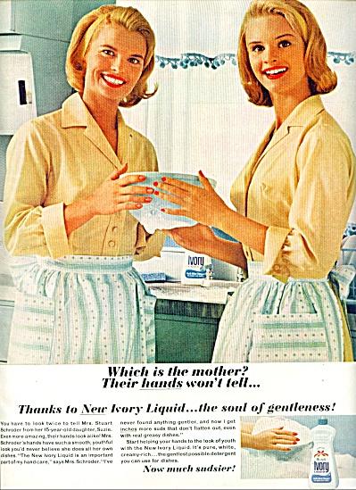 1963 -  Ivory Liquid ad (Image1)