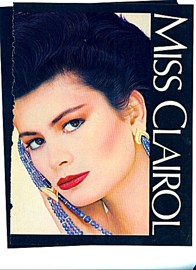 1985 - Miss Clairol (Image1)