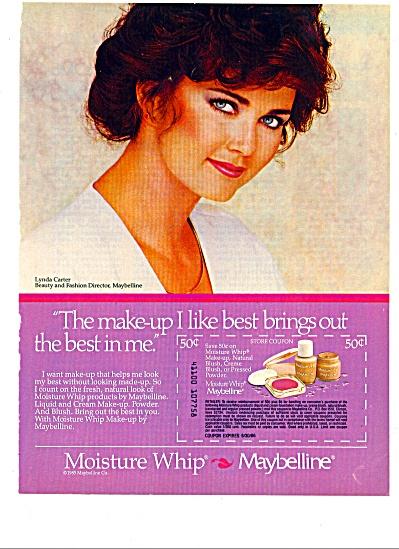 1985 -  Maybelline - LYNDA CARTER (Image1)