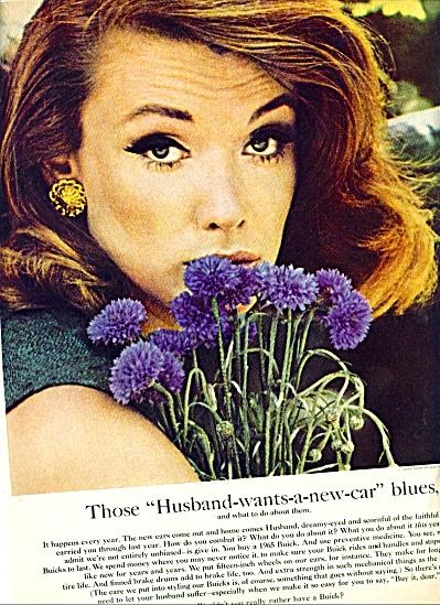 1964 -  Buick automobile ad (Image1)