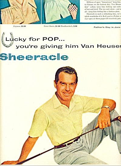 1955 -  Van Heusen - FRED MACMURRAY (Image1)
