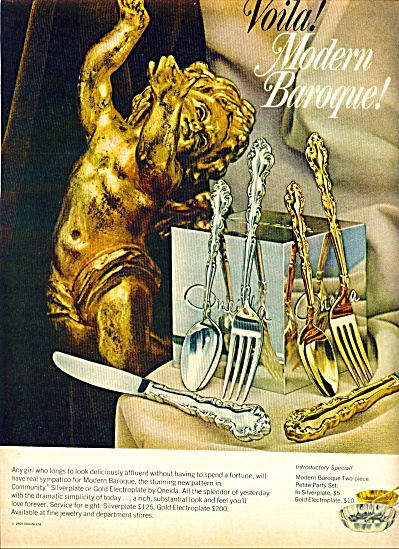 1969 -  Modern Baroque ad (Image1)