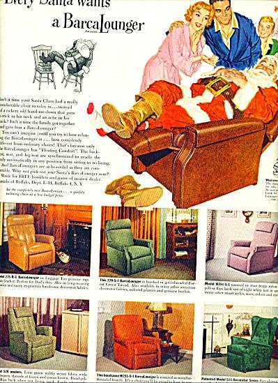 1955 -  BarcaLounger ad (Image1)