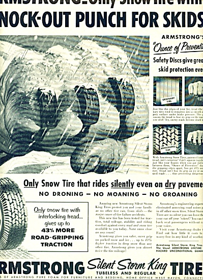 1955 -  Armstrong silent storn king tires (Image1)