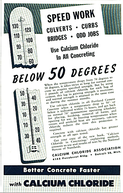 Calcium Chloride Association ad 1946 (Image1)