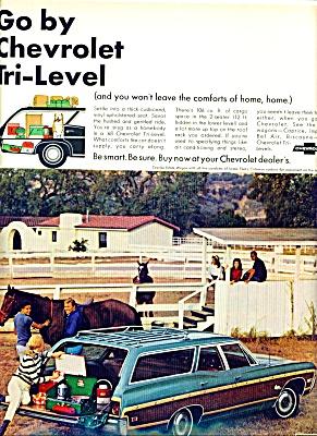 1968 -  Chevrolet station wagon ad (Image1)