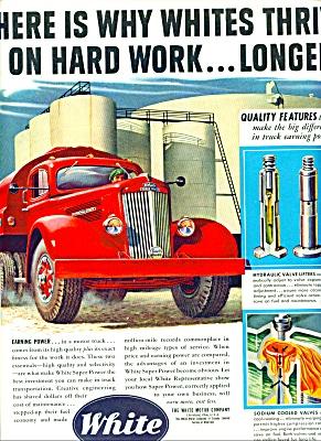1949 - White trucks ad (Image1)