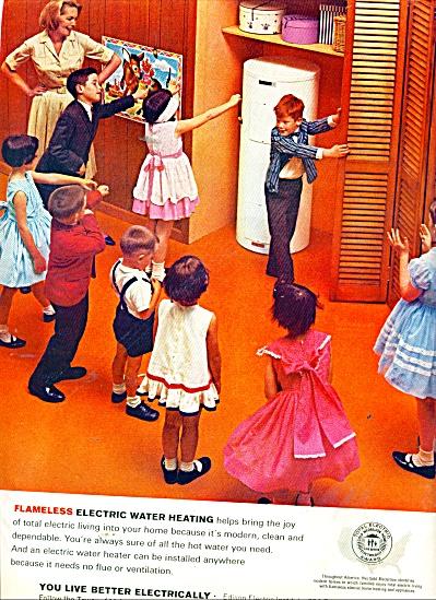 El;ectric water hating ad 1965 (Image1)