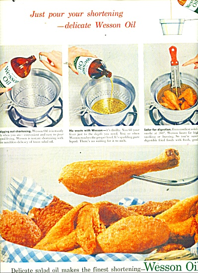 Wesson Oil ad 1956 (Image1)