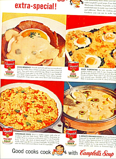 Campbell's soup - Eat Specials ad 1956 (Image1)