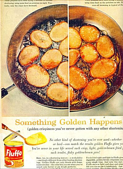 Fluffo shortening ad 1956 (Image1)