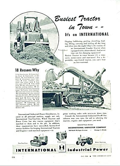 International Industrial Power ad 1946 (Image1)
