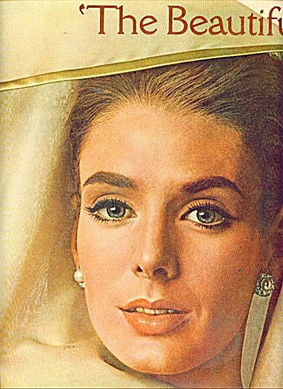 1964 Revlon Touch & Glow Makeup AD (Image1)